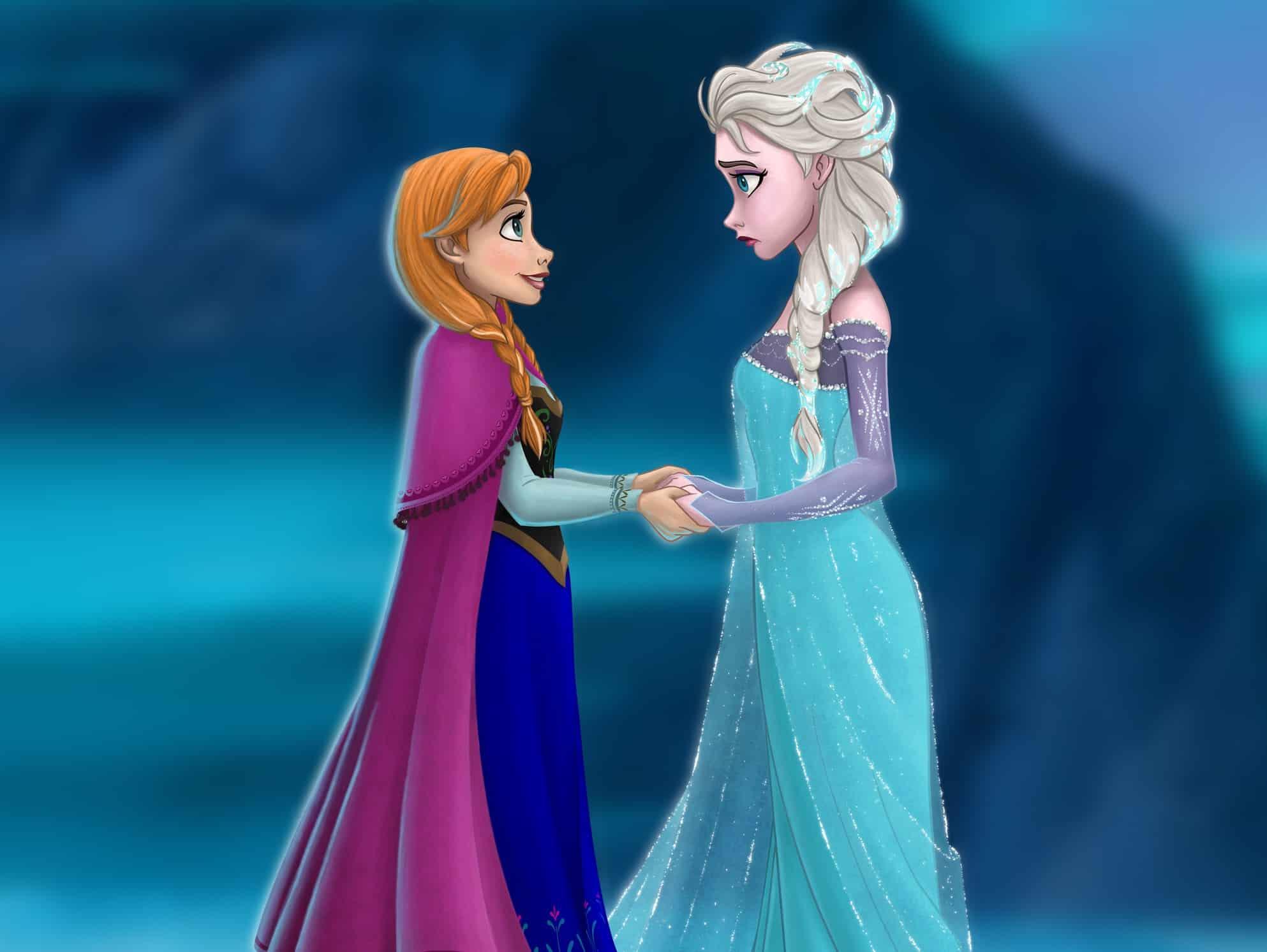 "Imagens Frozen Uma Aventura Congelante Ideal frozen - uma aventura congelante"" supera ""o hobbit"" nas"