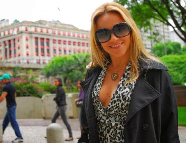 Viviane Pasmanter está de volta às novelas