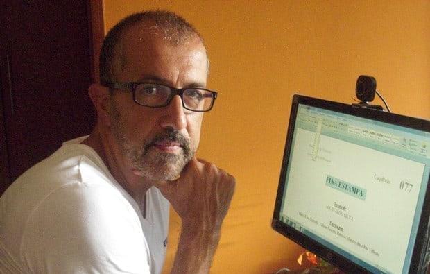 Rui Vilhena prepara sua primeira novela para a Globo