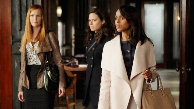 """""""Scandal"""" retorna para a sua terceira temporada"""