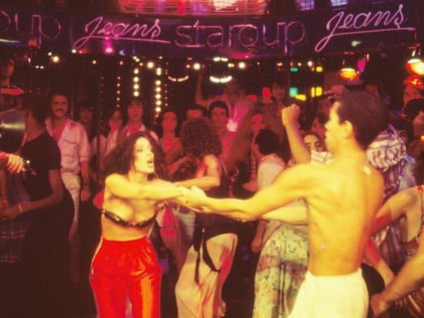 """Sônia Braga ditou moda em """"Dancin' Days"""""""