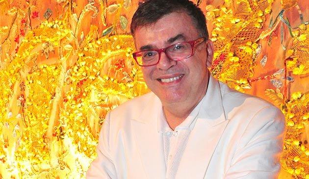 O autor Walcyr Carrasco