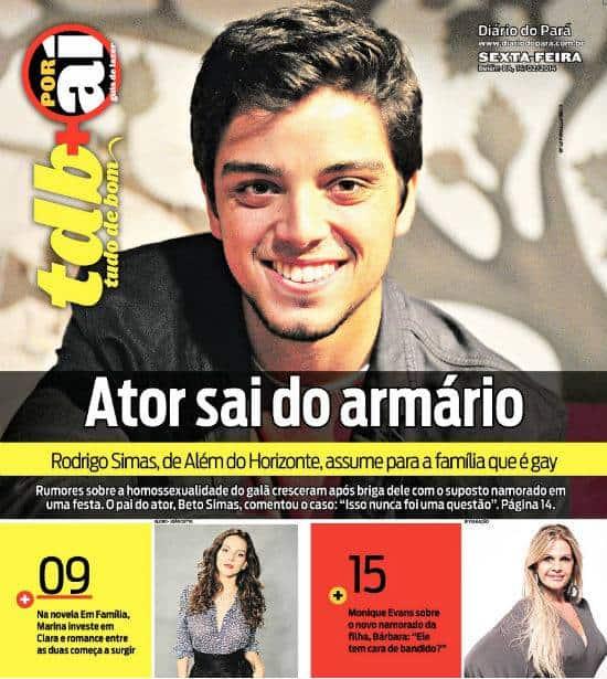 Rodrigo Simas O Diário 1