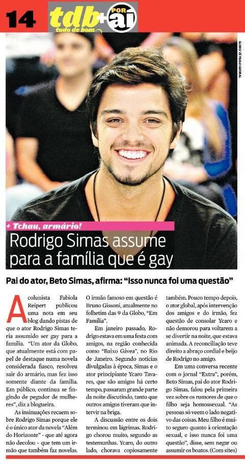 Rodrigo Simas O Diário 2