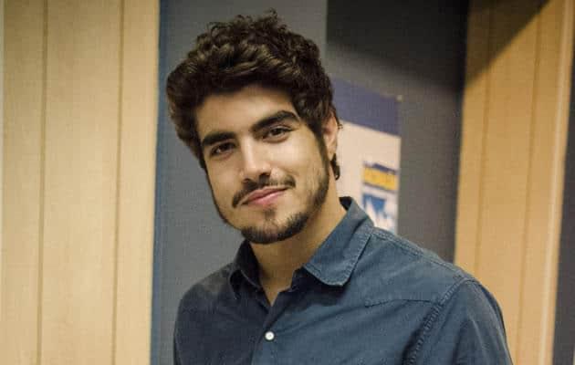 Caio Castro está no time de grandes estrelas da Globo