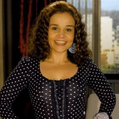 """Cláudia Rodrigues como Marinete em """"A Diarista"""""""