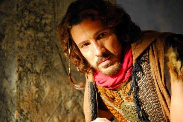"Leonardo Brício protagonizará ""Moisés"""