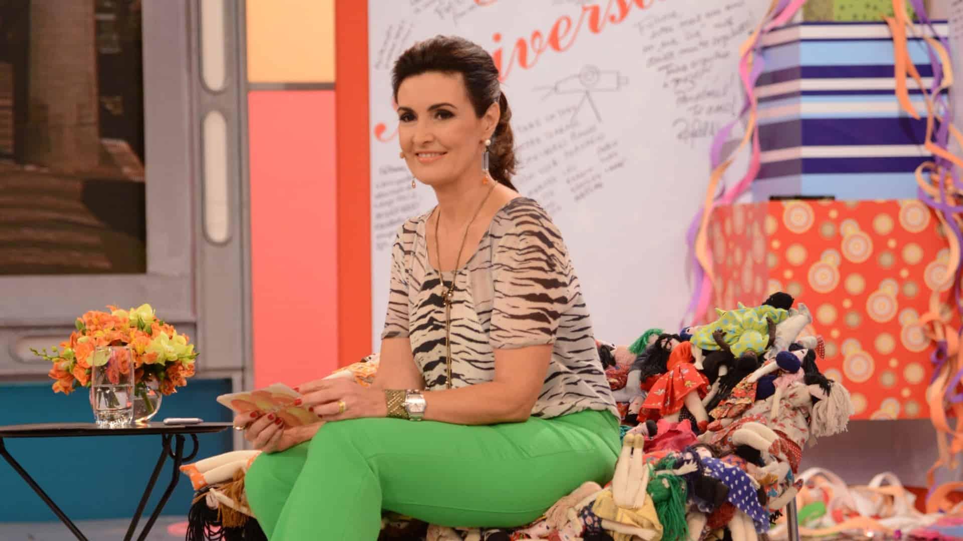 Fátima Bernardes ganha cachê milionário para continuar em campanha; saiba quanto