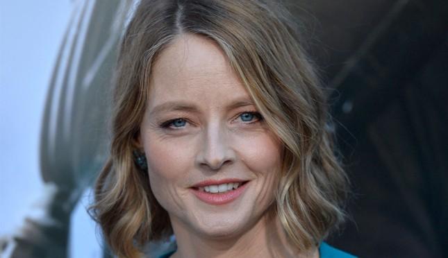 A atriz Jodie Foster