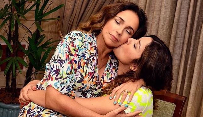 Daniela Mercury assumiu relação com outra mulher