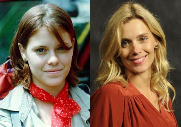 Carolina Dieckmann, a Teodora, é uma das principais atrizes da Globo