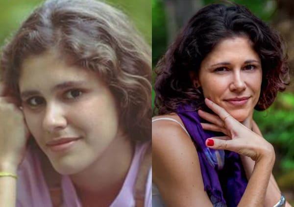 Juliana Martins, a Bella, está atualmente no ar