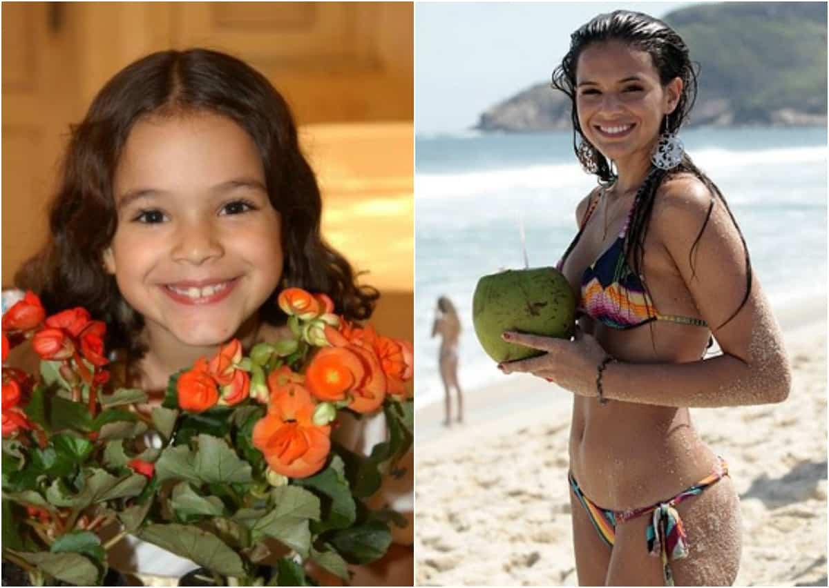 Bruna Marquezine é considerada uma das atrizes mais sexy do Brasil