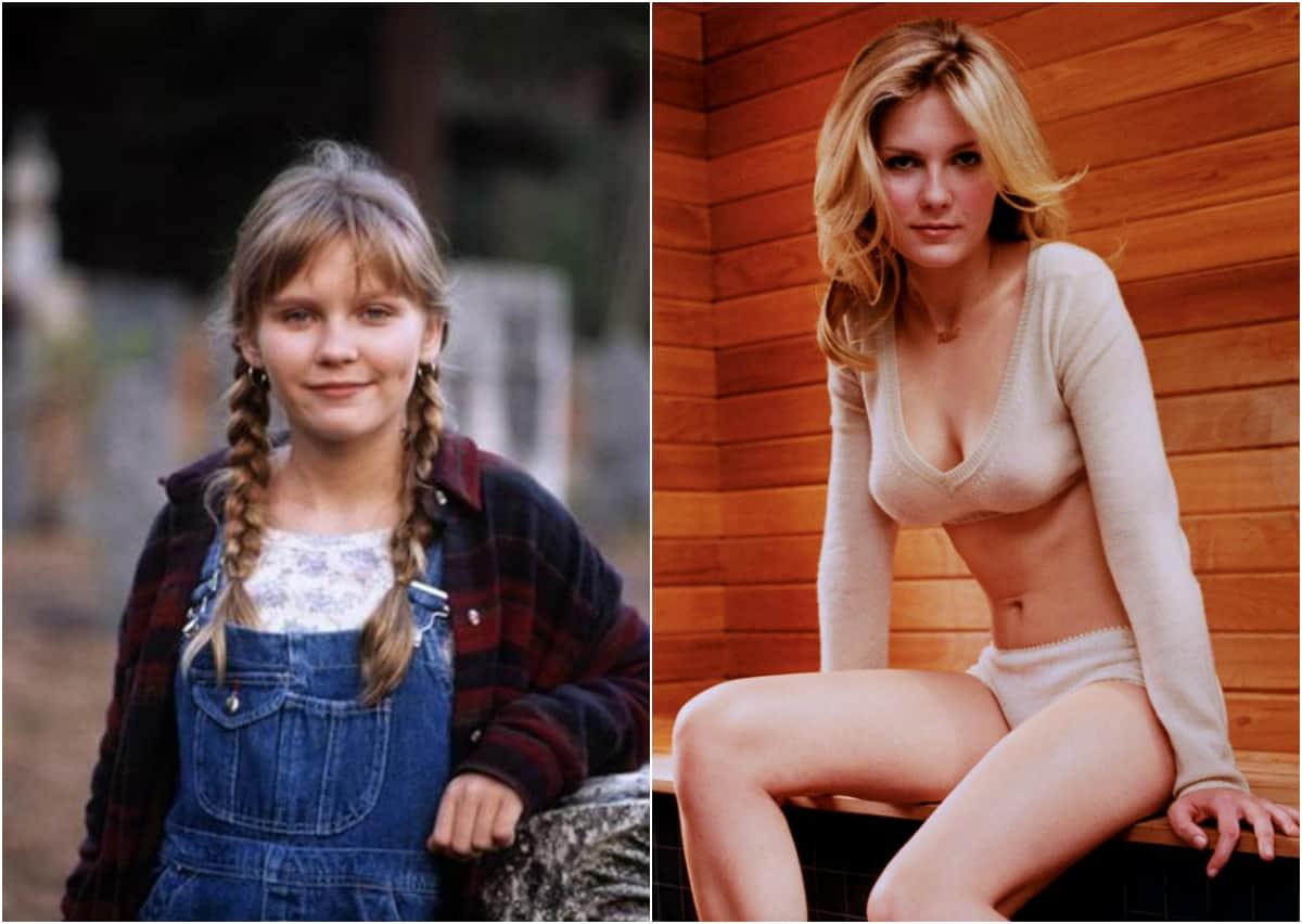 Kirsten Dunst é estrela dos cinemas desde jovem e mantém sucesso