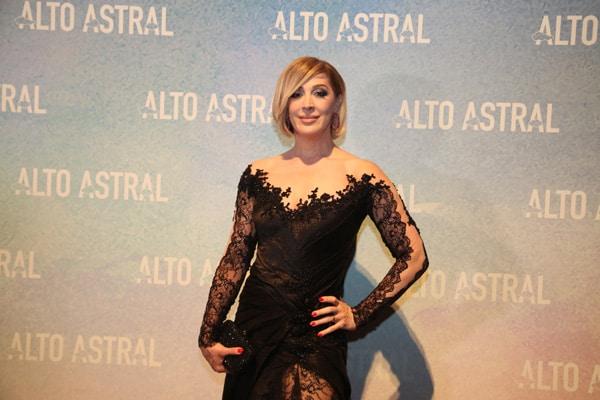 """Claudia Raia é uma das estrelas de """"Alto Astral"""""""