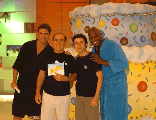 """""""A Turma do Didi"""" faz sucesso no Viva"""