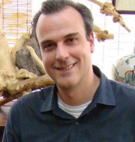 O jornalista Eduardo Grillo