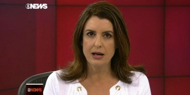 Carla Lopes não trabalha mais na Globo News