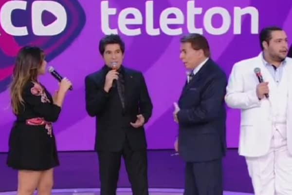 """Daniel participa do encerramento do """"Teleton 2014"""""""