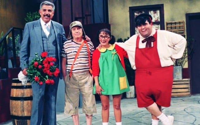 """Episódios perdidos de """"Chaves"""" irão ao ar pela primeira vez"""