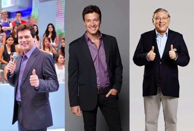 Celso Portiolli, Rodrigo Faro e Milton Neves vão fazer campanha especial