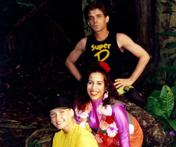 Xuxa, em 1995, salvou o mundo do faz-de-conta