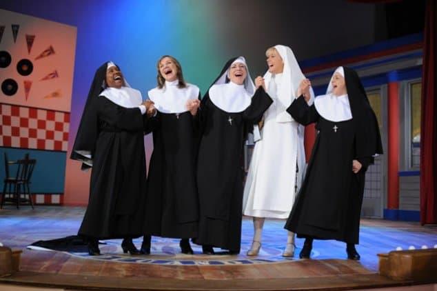 Xuxa encarnou uma freira no Especial de Natal de 2008