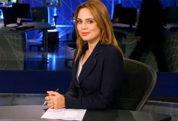 Rachel Sheherazade está em baixa no SBT