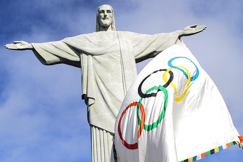 Proximidade da Olimpíada faz grandes marcas 'pisarem no freio'