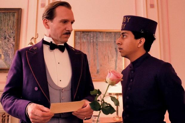 """""""O Grande Hotel Budapeste"""" lidera indicações do Oscar"""