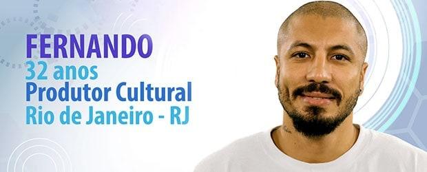 Fernando coordena projetos esportivos do Afroreggae