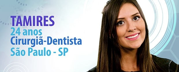 Mariza é uma paulista que trabalha como dentista