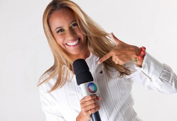 Renata Alves terá quadro em programa do Gugu