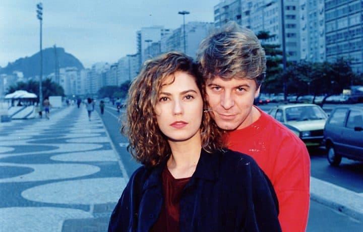 """Miguel Falabella e Patrícia Pillar estrelaram a minissérie """"As Noivas de Copacabana"""""""