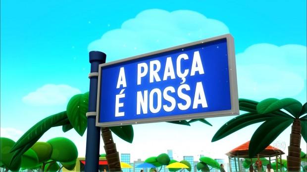 """""""A Praça é Nossa"""" venceu série inédita da Globo"""
