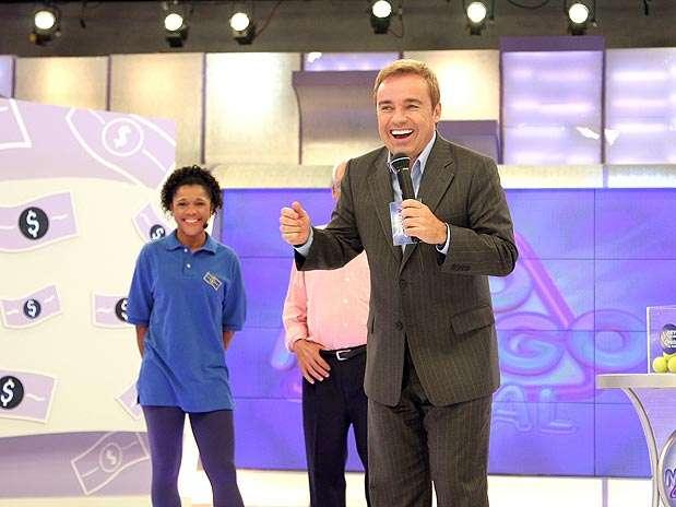 """""""Domingo Legal"""" foi um dos maiores sucessos de Gugu"""