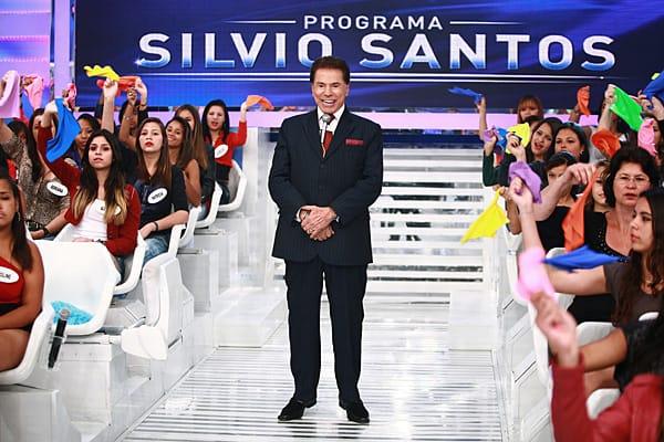 Silvio Santos tem o programa mais antigo da TV brasileira