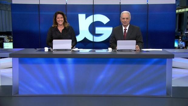 """""""Jornal da Globo"""" traz credibilidade às madrugadas da TV"""