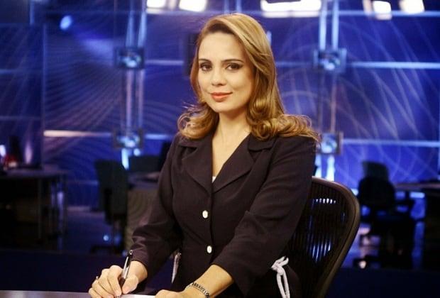 Rachel Sheherazade explica detalhes do atrito com diretor de jornalismo do SBT