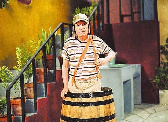 """Chaves"" volta a ser exibido das 18h30 às 19h45"