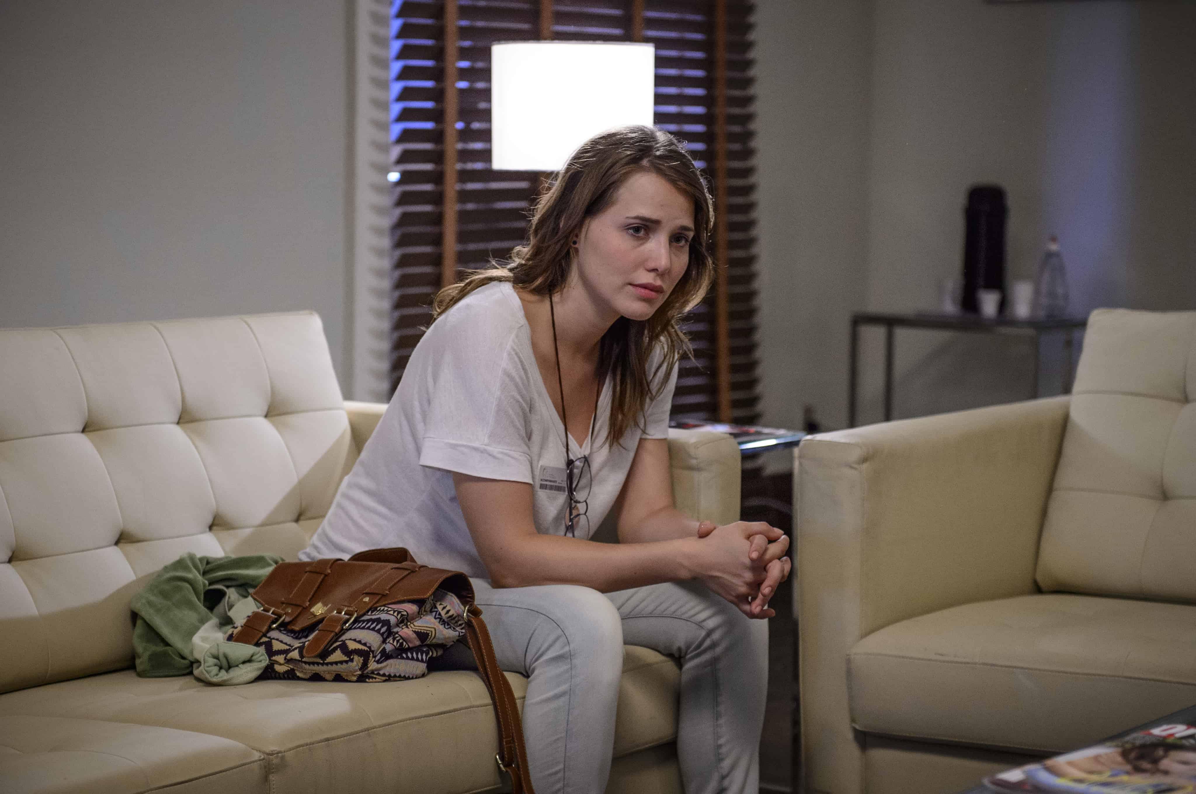 "Letícia Colin interpreta a jovem Elisa em ""Sete Vidas"""