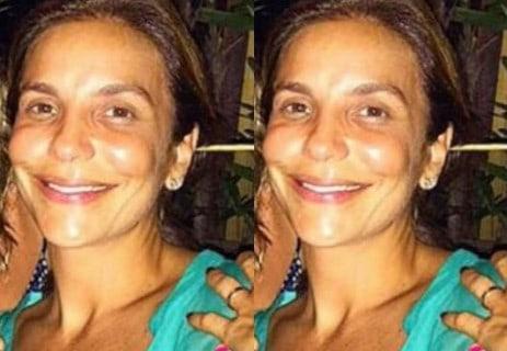 Glória Maria se defende após postar foto de Ivete sem ... Ivete Sangalo Antes Da Fama