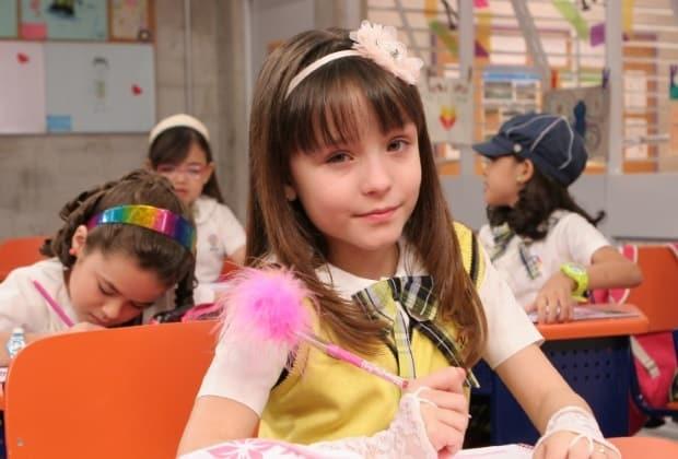 Larissa Manoela vai ser a protagonista de nova novela do SBT