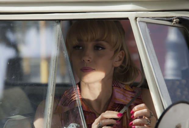 "Simone Spoladore é a protagonista de ""Magnífica 70"""