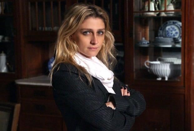 """Amora Mautner é a diretora-geral de """"A Regra do Jogo"""""""