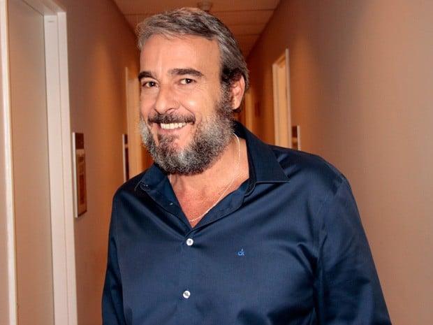 Alexandre Borges diz que não ficou rico com a TV e comemora abandono do ...