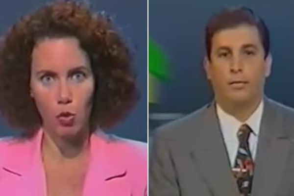 Globo colocou plantão com duas notícias: morte de Daniela Perez e renúncia de presidente