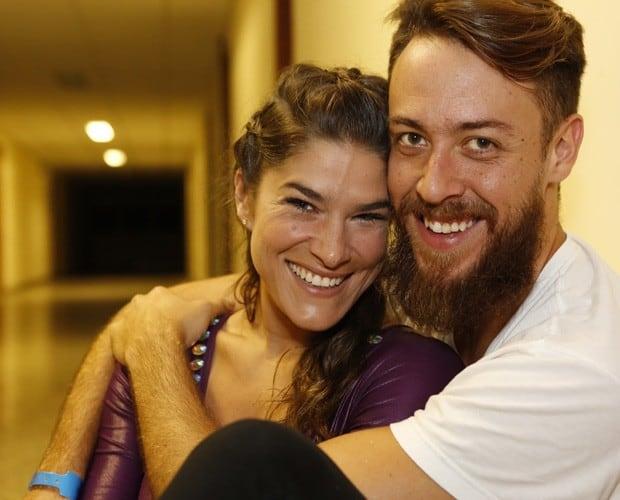 Prscila Fantin e o marido Renan revelam desejo de ter outro filho