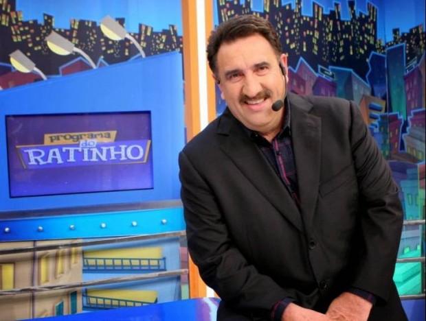 Ratinho fala sobre concorrência com Xuxa