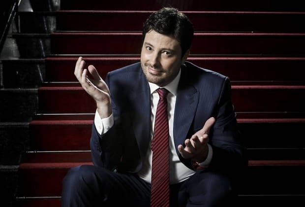 Danilo Gentili voltou a tirar o sono da Globo